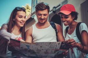 Gruppe-rejser