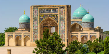 Kultur i Uzbekistan