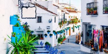 Kunst i Andalusien