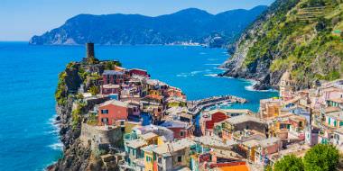 Kunst i Cinque Terre