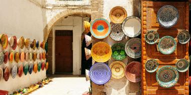 Kunst i Marrakech