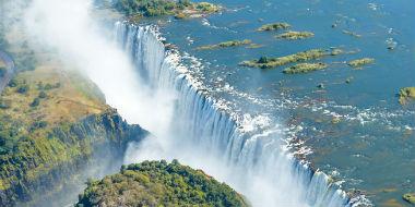 Natur i Zambia