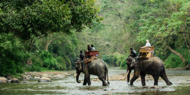 Trekking i Asien