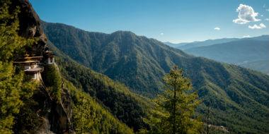 Trekking i Bhutan