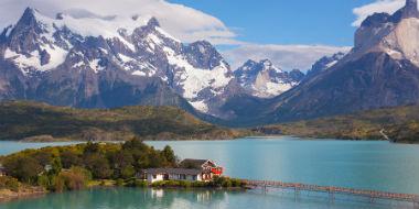 Trekking i Chile