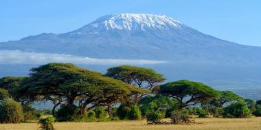 Trekking i Tanzania